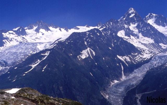 Le glacier d'Argentière File0010