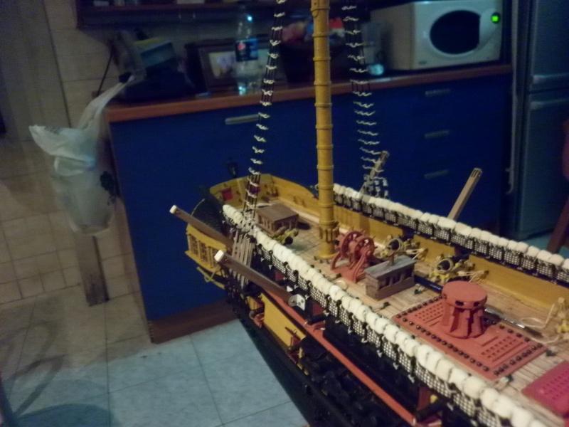 HMS Surprise di Patrik O' Brian secondo Brian Lavery... autocostruita. - Pagina 40 P1001143