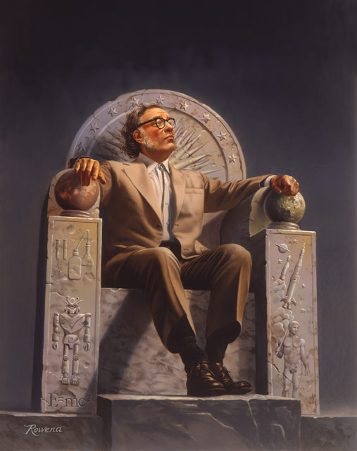 [Présentation] Le Cycle de Fondation Asimov10