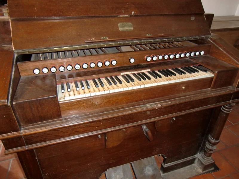 Harmoniums Christophe et Etienne Ce210