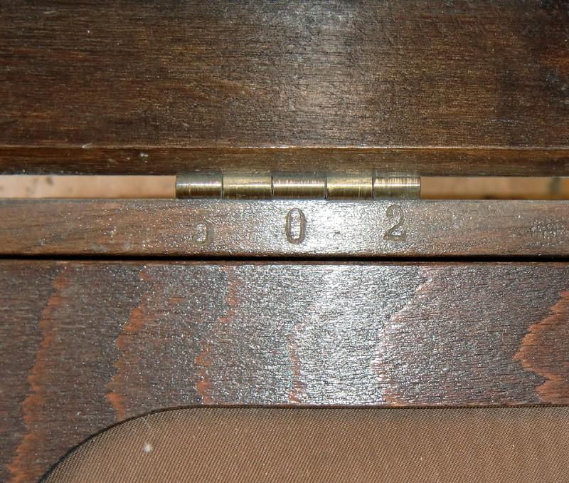 Petit Mannborg pliant 2 jeux 4 octaves Mannbo12