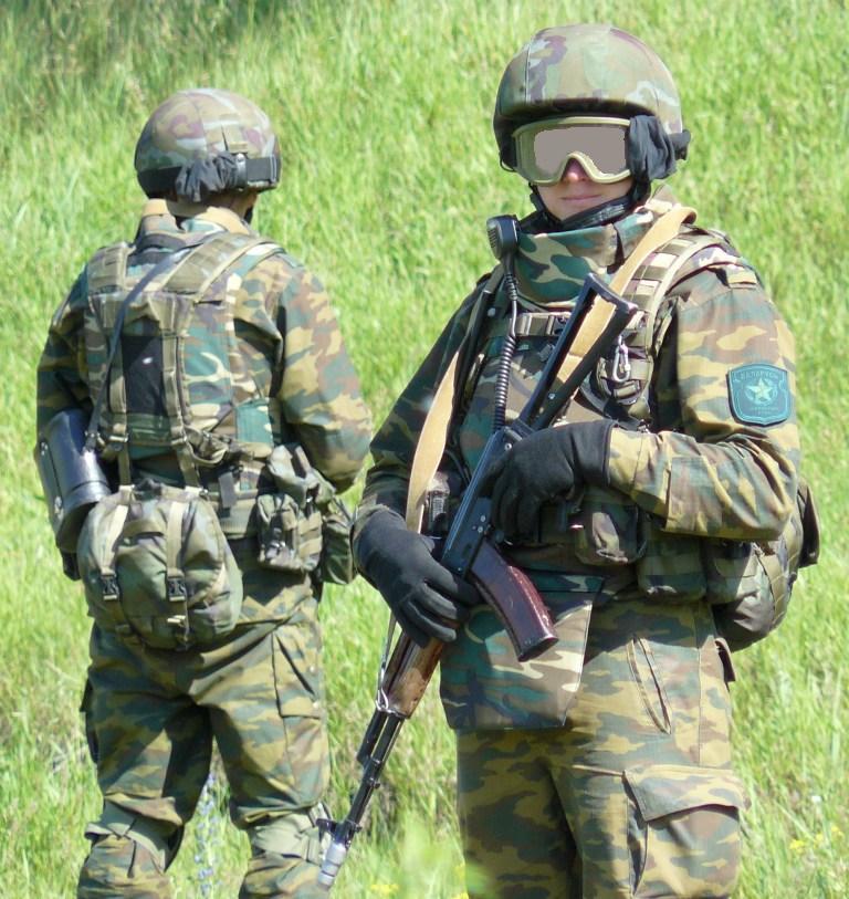 Belarussian camouflage P1000710