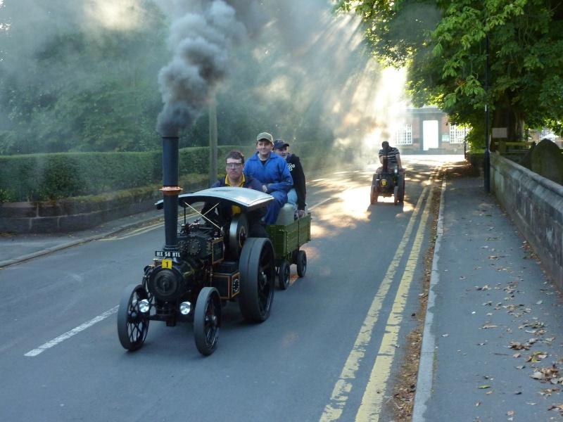 Cheshire Steam Fair P1070010