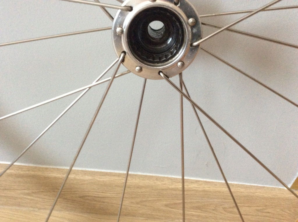 Reglage roue campagnolo zonda 46d0f710