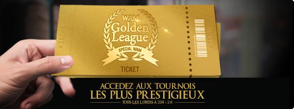 Wam Golden League  90538010