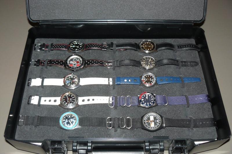 [SUJET UNIQUE] écrin, boîte ou coffret pour ranger les montres... - Page 6 P1060219