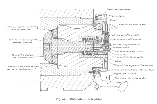 l'effet des canons, le recul et le fonctionnement - Page 5 Culass10
