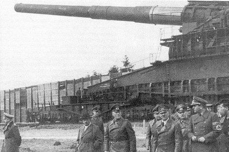 l'effet des canons, le recul et le fonctionnement - Page 3 Hitler10
