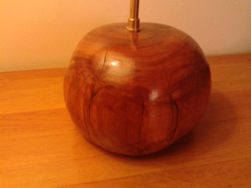 Quelle type de bois pour faire une sphére ? 2012-011