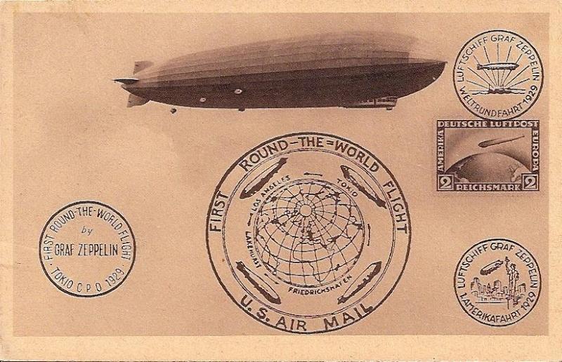 Zeppelinpost der Besatzung 57_g_k11