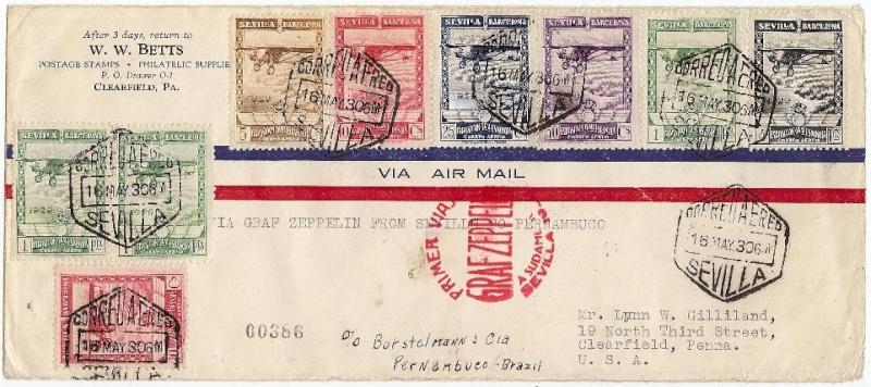 Südamerikafahrt 1930, Post nach Pernambuco - Seite 2 58_ab_10
