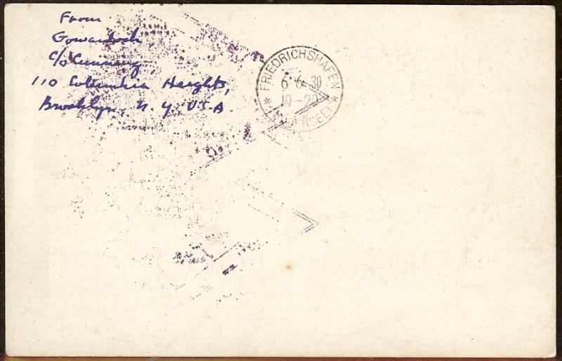 """Südamerikafahrt 1930 (Rundfahrt-) Post nach Friedrichshafen"""" - Seite 3 59_b_d11"""