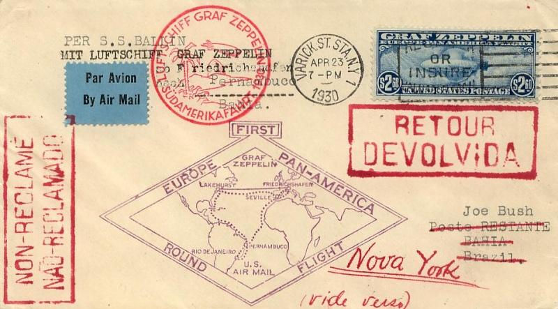 Südamerikafahrt 1930, Post nach Pernambuco - Seite 2 64_c_b10