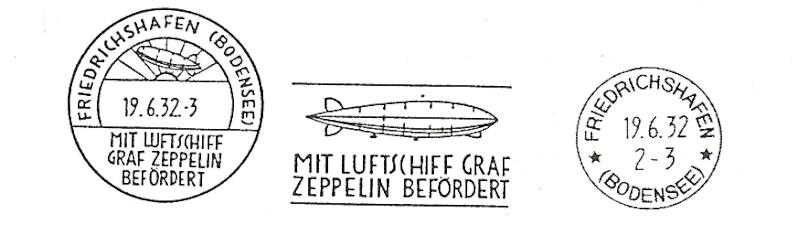 Zeppelinpost des LZ 127 - Seite 5 Ankunf10
