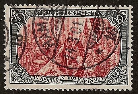 Deutsches Reich 1900 bis Mai 1919 - Germaniazeichnung Dr_min11