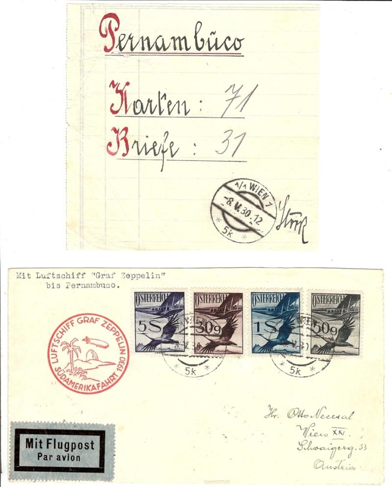 Südamerikafahrt 1930, Post nach Pernambuco - Seite 2 Scanne19