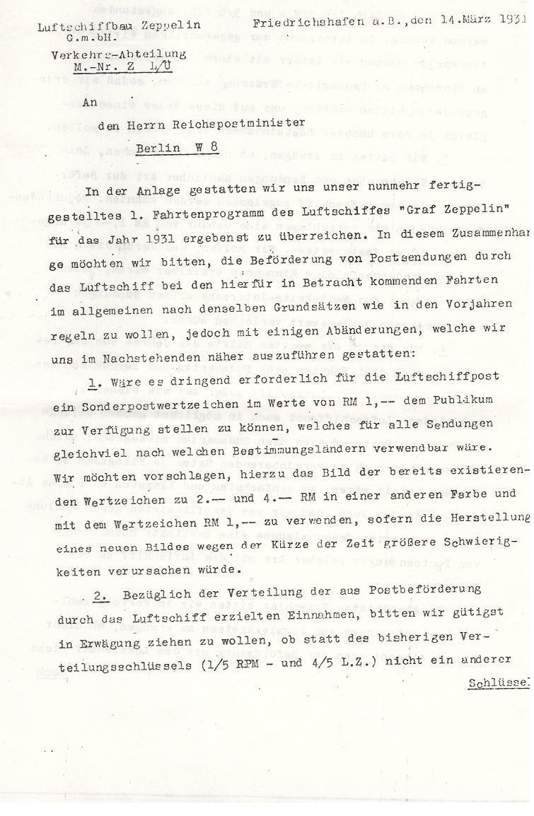 Zeppelinpost des LZ 127 - Seite 2 Schrei10