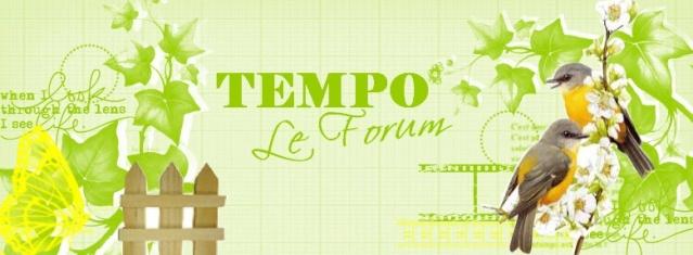 Forum Tempo'