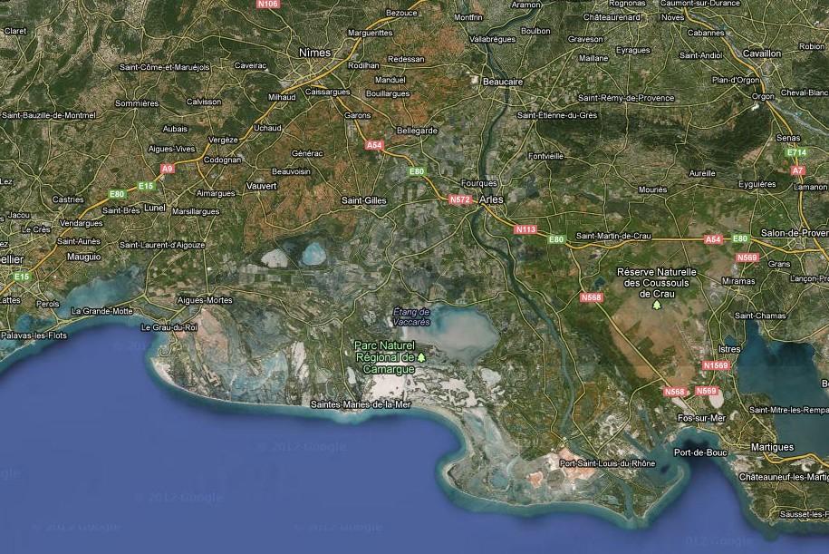 Mini guida alla Camargue Acquis12