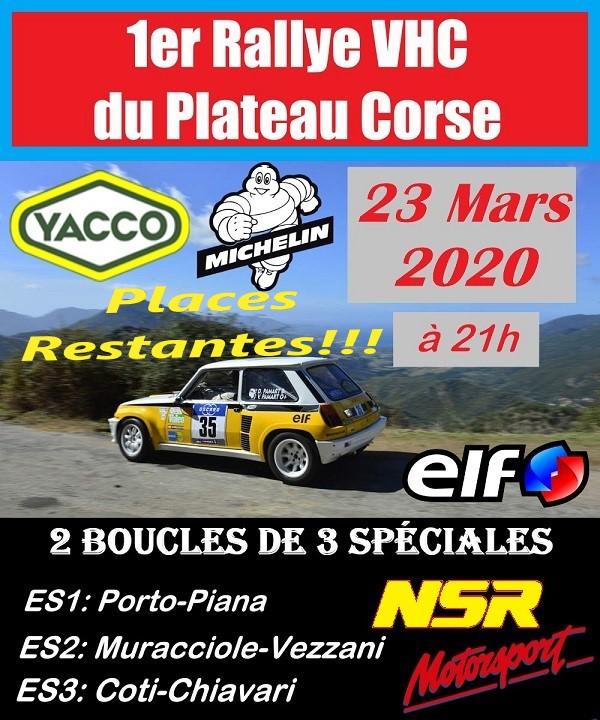 [Assetto Corsa] Championnat Rallye NSR motorsport Nsr20210