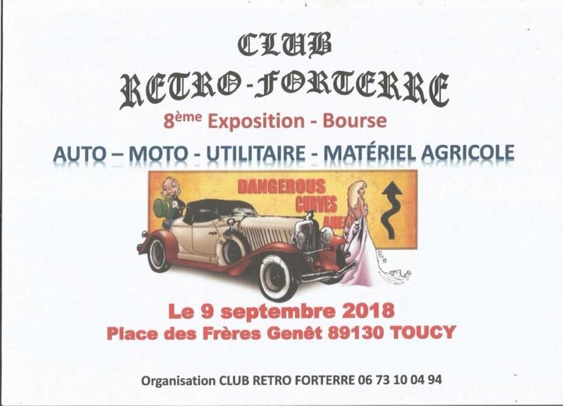 Bourse expo de Toucy (89, Bourgogne) 40903410