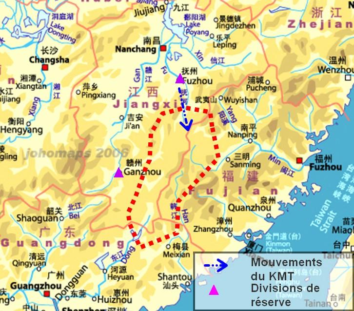 [Guerre civile] Cinquième campagne d'encerclement du Soviet de Jiangxi Jiangs10