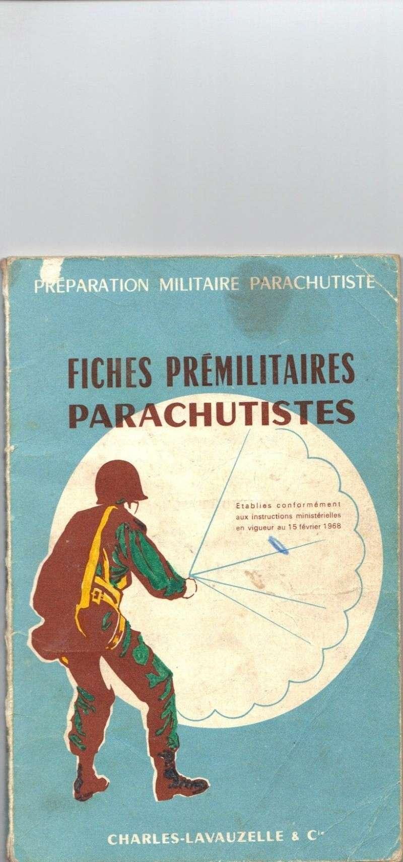 """La préparation militaire parachutiste """"forces spéciales"""" 10-10-15"""