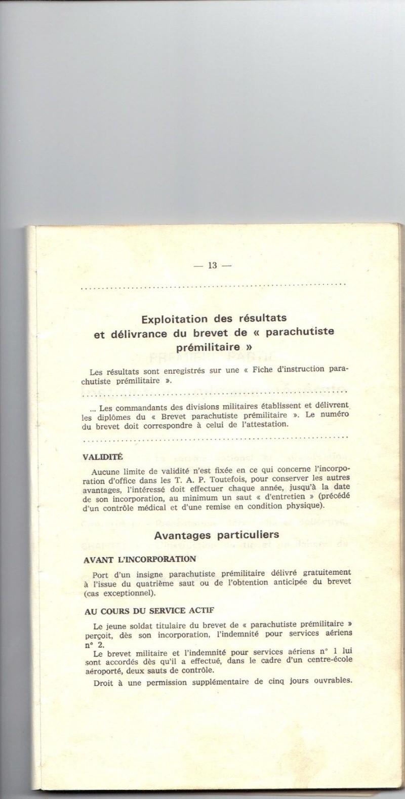 """La préparation militaire parachutiste """"forces spéciales"""" 10-10-16"""