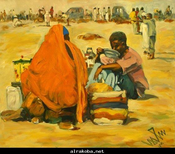 لوحات سودانية جميلة  171110