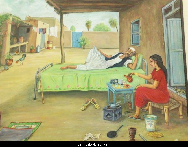 لوحات سودانية جميلة  171210