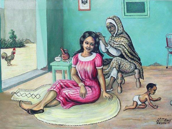 لوحات سودانية جميلة  26171210