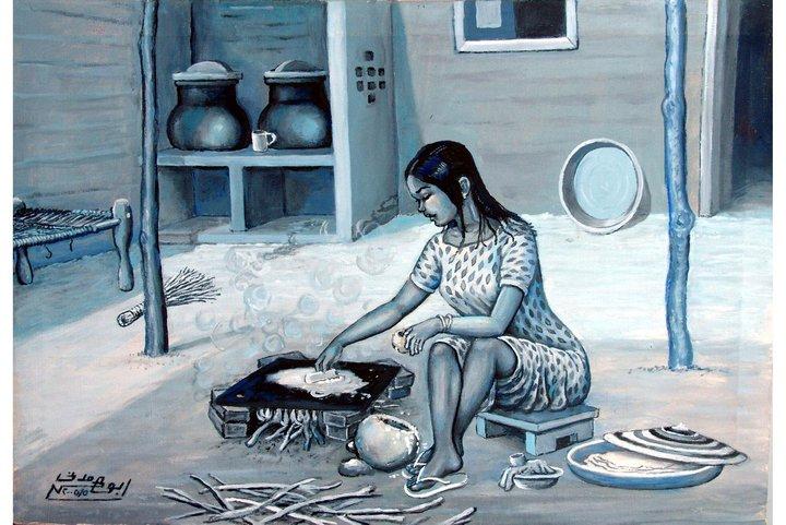لوحات سودانية جميلة  26872010