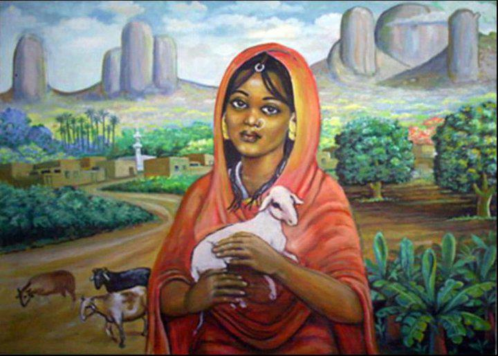لوحات سودانية جميلة  30063510