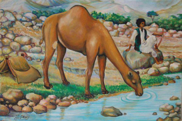 لوحات سودانية جميلة  30386710