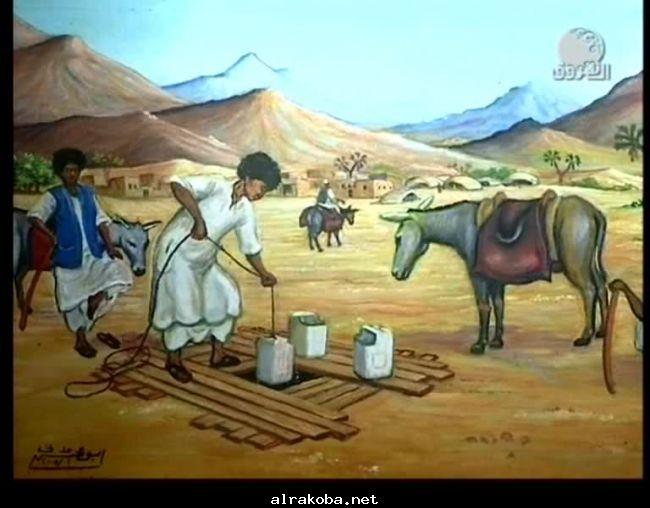 لوحات سودانية جميلة  Bbdf10