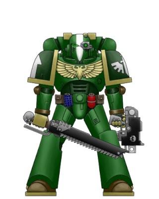 [Warhammer 40000] Schémas de couleurs pour les Space Marines Impériaux 2_dark11