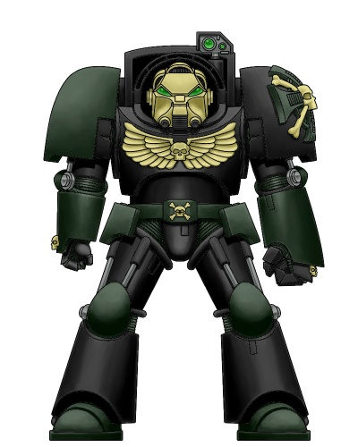[Warhammer 40000] Schémas de couleurs pour les Space Marines Impériaux Dark_s10