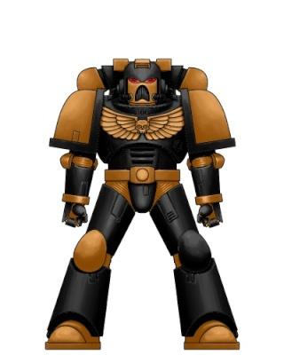 [Warhammer 40000] Schémas de couleurs pour les Space Marines Impériaux Dreadl10