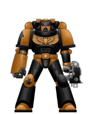 [Warhammer 40000] Schémas de couleurs pour les Space Marines Impériaux Dreadl11