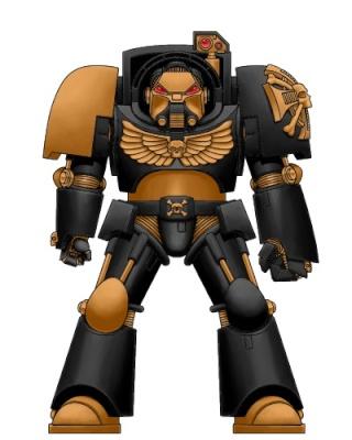 [Warhammer 40000] Schémas de couleurs pour les Space Marines Impériaux Dreadl12