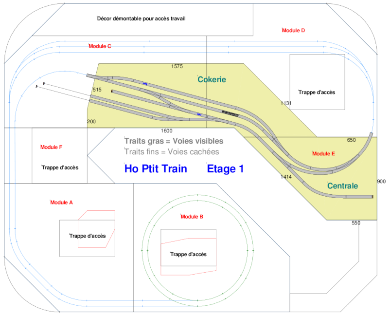 Ho Ptit Train -  Plan_110