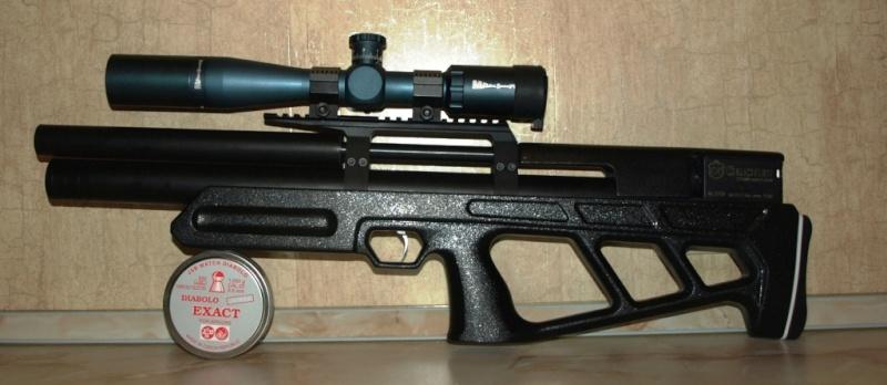 Неспешно продается винтовка PCP Cricket 5.5  Nddunn10