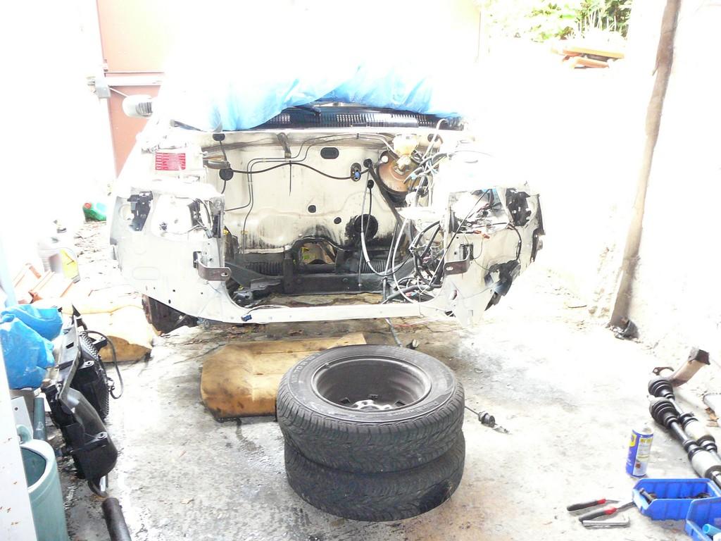 [Vendu] Peugeot 205 Indiana. P1030152