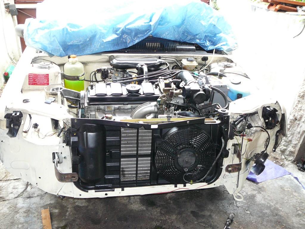 [Vendu] Peugeot 205 Indiana. P1030164
