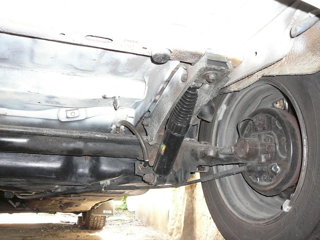 [Vendu] Peugeot 205 Indiana. P1040486