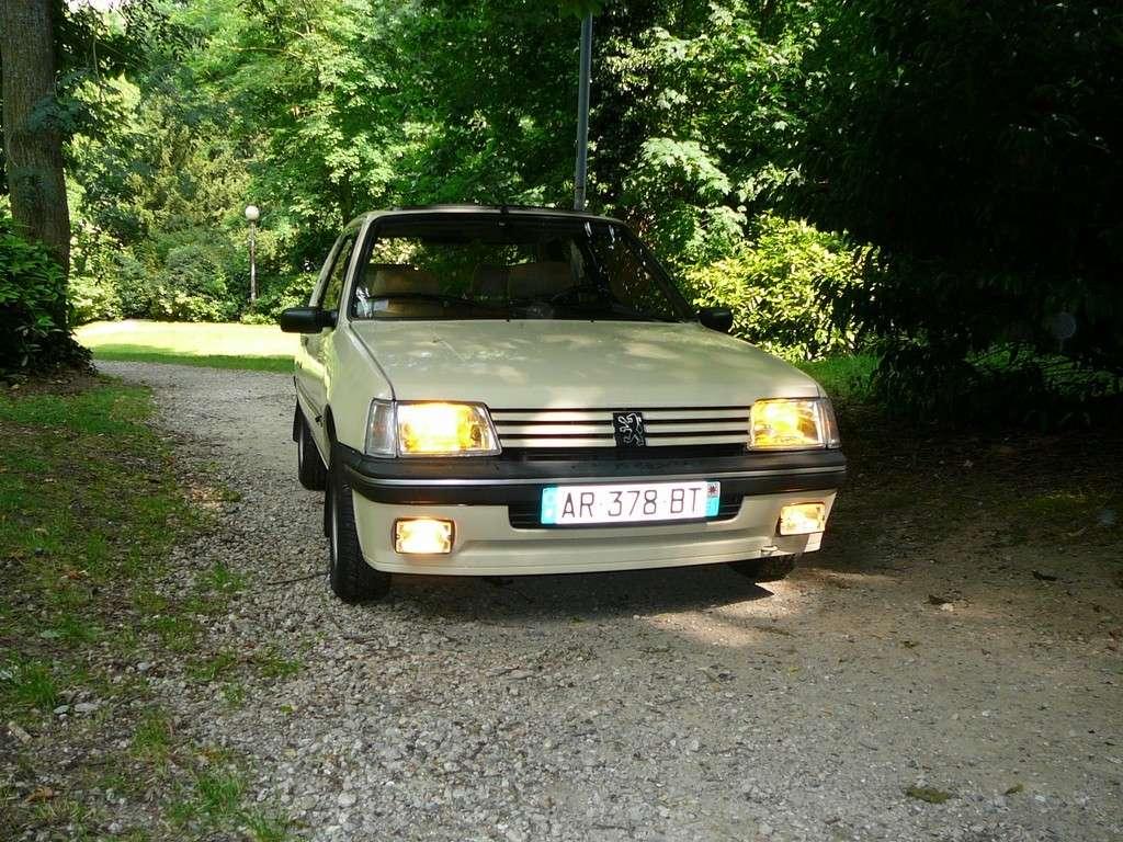 [Vendu] Peugeot 205 Indiana. P1040541