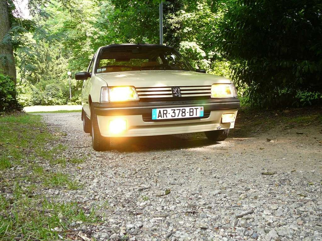[Vendu] Peugeot 205 Indiana. P1040542