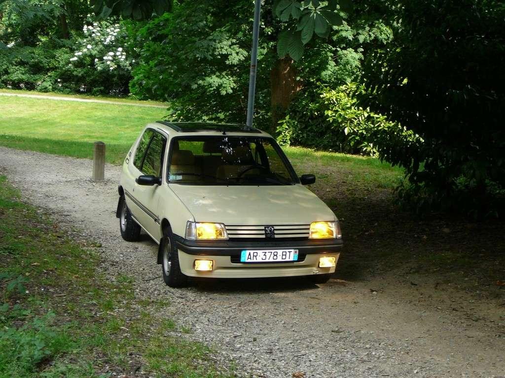 [Vendu] Peugeot 205 Indiana. P1040545