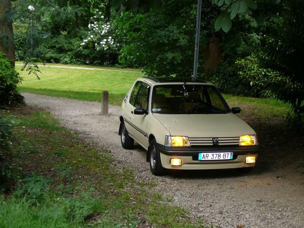 [Vendu] Peugeot 205 Indiana. P1040546