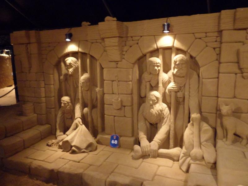 Blankenberge: Sculpture de sable Festival 2011 (belgique) - Page 4 Sam_0211